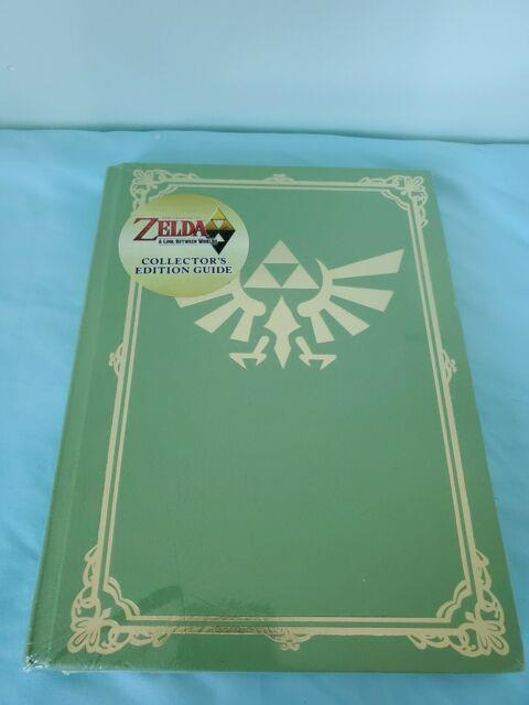 Legend Of Zelda A Link Between Worlds Collector's Edition Strategy Guide