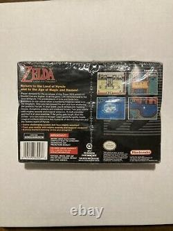 Legend of Zelda A Link to the Past FACTORY SEALED players Choice Super Nintendo