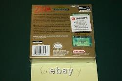 Legend of Zelda A Link to the Past (Game Boy Advance) NEW SEALED FIRST RUN NM