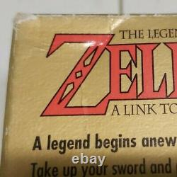 Legend of Zelda A Link to the Past Nintendo Game Boy Advance 2002 GBA