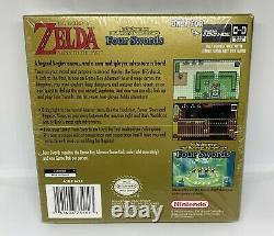 Legend of Zelda A Link to the Past Nintendo Game Boy Advance 2002 SEALED NEW