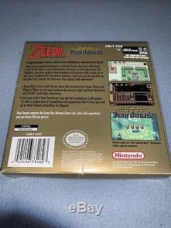 Legend of Zelda A Link to the Past Nintendo Game Boy Advance GBA CIB Complete