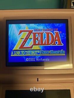 Legend of Zelda A Link to the Past Nintendo Game Boy Advance GBA, Four Swords