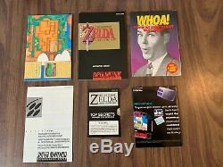 Legend of Zelda A Link to the Past (Super Nintendo, SNES) Complete in Box
