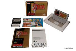 Legend of Zelda A Link to the Past Super Nintendo SNES PAL COMPLETE WITH SECRETS