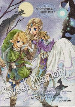 Legend of Zelda Doujinshi Dojinshi Link x Zelda Dark Sweet Memory Usagi Paradise