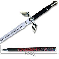 Legend of Zelda FULL TANG Dark Link Skyward Black & Red Limited
