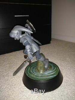 Legend of Zelda First 4 Figures Dark Link Statue Regular Edition Rare