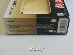 Legend of Zelda Link Between Worlds 3DS XL Console System CIB Triforce