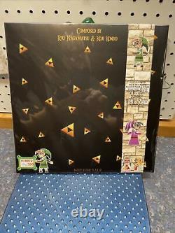 Legend of Zelda Link Between Worlds Record 1/300 Ryo Nagamatsu & Koji Kondo