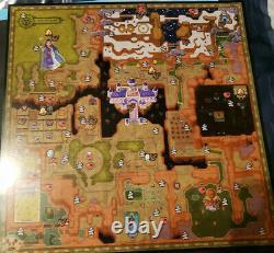 Legend of Zelda Link Between Worlds Vinyl Record Not Moonshake 2D Ninja VGM
