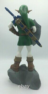 Legend of Zelda Link Statue E3 Con 1997 MOMOX Bargain price. Condition