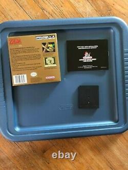 Legend of Zelda Link's Awakening DX (Game Boy Color, 1998) CIB