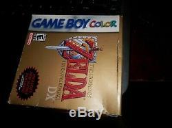 Legend of Zelda Link's Awakening DX (Nintendo Game Boy Color, 1998)