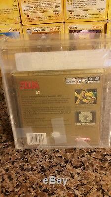 Legend of Zelda Link's Awakening DX Nintendo Game Boy Color Brand New Sealed VGA