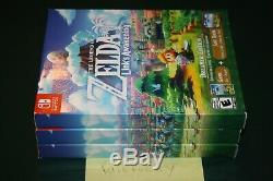 Legend of Zelda Link's Awakening Dreamer Edition (Switch) NEW SEALED RARE OOP