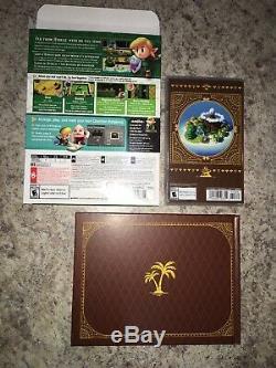 Legend of Zelda Link's Awakening Dreamer Nintendo Switch CONTENTS ONLY NO GAME