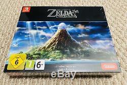 Legend of Zelda Link's Awakening Limited Edition (Nintendo Switch) EU Exclusive