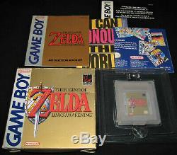 Legend Of Zelda Link S Awakening Nintendo Game Boy 1993