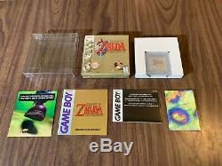 Legend of Zelda Link's Awakening (Nintendo Game Boy) Complete Player's Choice