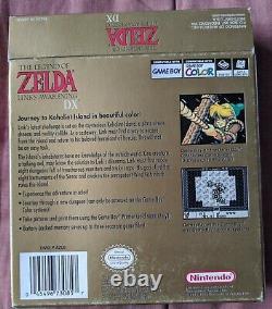 Legend of Zelda Link's Awakening, complete in box, good condition