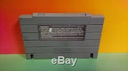 Legend of Zelda Link to the Past SNES Super Nintendo Game Almost Complete Box