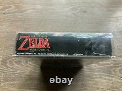 Legend of Zelda Link to the Past Super Nintendo SNES Complete In Box CIB