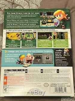 Legend of Zelda Links Awakening Dreamer Edition Nintendo Switch