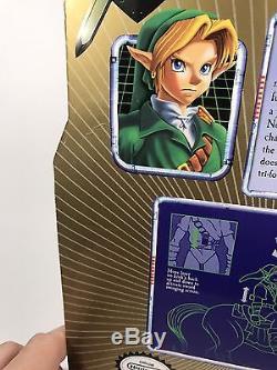 Legend of Zelda Ocarina Link Epona Action Figure Toybiz New Rare Promo