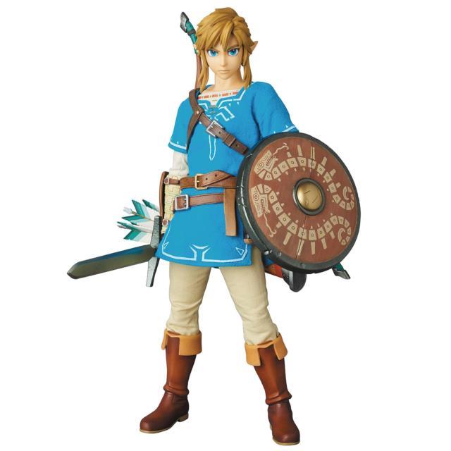 Legend Of Zelda Real Action Heroes Link Breath Of The Wild Version
