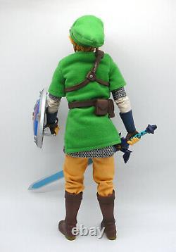 Legend of Zelda Skyward Sword Medicom Link 11 action figure Real Action Heroes