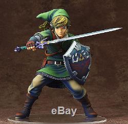 Legend of Zelda Skyword Sword LINK 1/7TH SCALE STATUE Good Smile Max Factory