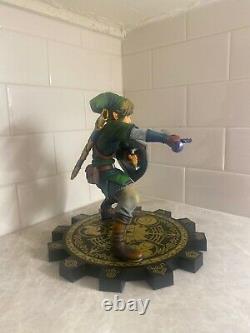 Legend of Zelda Skyword Sword LINK 1/7TH SCALE STATUE Good Smile No Box