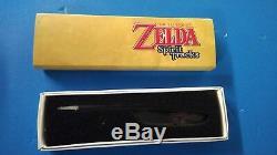 Legend of Zelda Spirit Tracks Feather Stylus from E3 2009 Nintendo LOZ Link DS
