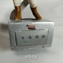 Legend of Zelda TheWindwaker Link GameCube Bobblehead Statue