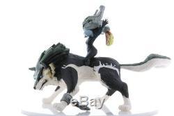 Legend of Zelda Twilight Princess Figurine Figure Wolf Link x Midna SR Yujin