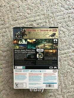 Legend of Zelda Twilight Princess HD, Wolf Link Amiibo Wii U SEALED