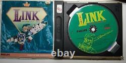 Link The Faces of Evil cd-i Phillips the legend of Zelda CiB
