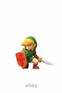 Link The Legend of Zelda NES UDF Ultra Detail Figure Used