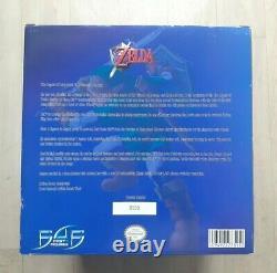 Link Zora Tunic Legend of Zelda Ocarina of Time First 4 Figures F4F Nintendo 64