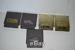Lot of 5 NES Games Legend of Zelda & Link, Donkey Kong 3, Kirby's Adventure more