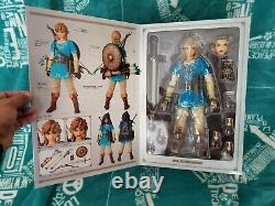 MEDICOM TOY The Legend of Zelda Breath of the Wild No. 764 Link