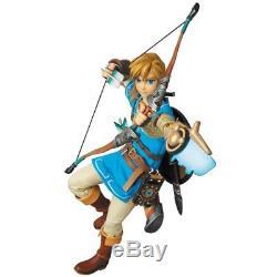 MSH Pre Order RAH Real Action Heros The Legend of Zelda Breath of the Wild Link