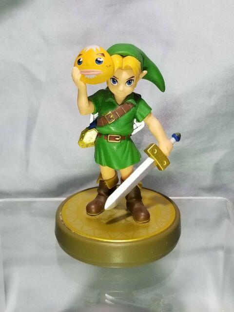 Majora's Mask Link Amiibo The Legend Of Zelda Series 30th Anniversary