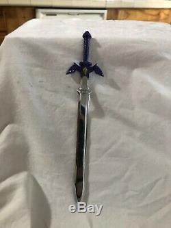 Master Replicas the legend of zelda twilight princess SWORD & SHIELD 1/6 scale