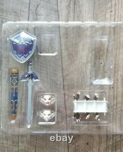 Max Factory Figma 320 Link Twilight Princess DX The Legend of Zelda AUTHENTIC