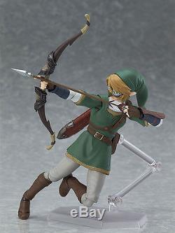 Max Factory Figma 320 The Legend of Zelda Twilight Princess LINK DX VER Figure