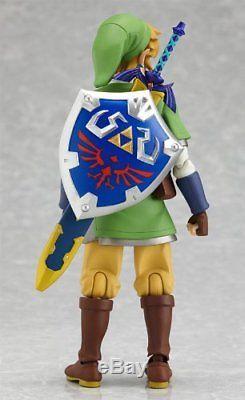 Max Factory Figma The Legend of Zelda Skyward Sword Link Good Smile Figure