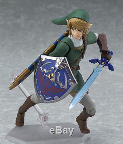 Max Factory Figma The Legend of Zelda Twilight Princess LINK Action Figure