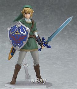 Max Factory Figma The Legend of Zelda Twilight Princess & LINK Action Figure SET